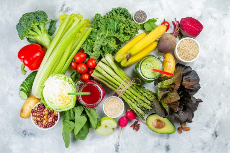 Following the Alkaline Diet is a Balancing Act—Literally!