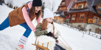 south bend winter activities for families