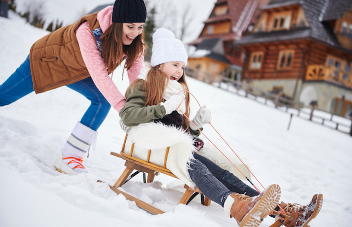 Get Your Family Outside in Cooler Weather: It's Good for You