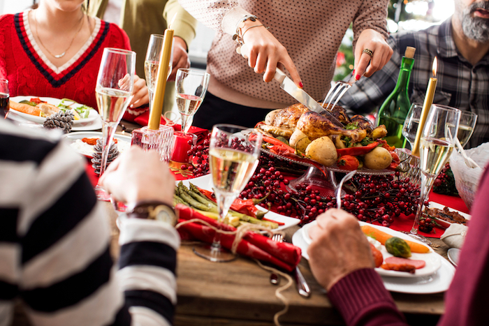 Nutrition Expert Provides Tips for Staying Healthy Over the Holidays