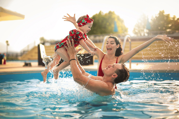 9 Tips To Keep Your Child Safe  Around Water This Summer