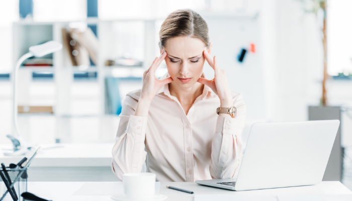 Got Stress? Here's How 2020 Is Wrecking Your Health