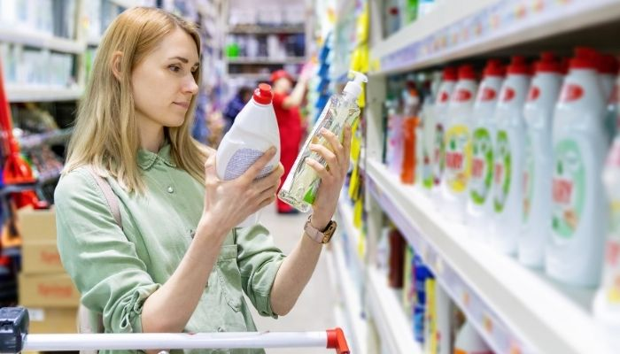 Chemicals To Avoid When Buying Cleaning Products
