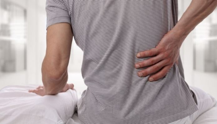 5 Ways To Relieve Back Pain Naturally at Home